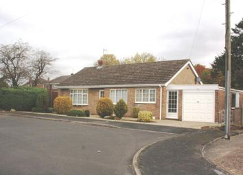 Thumbnail 2 bed detached bungalow to rent in Conway Drive, North Hykeham, Lincoln, Lincolnshire