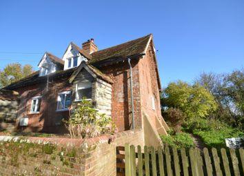 Thumbnail 2 bed cottage to rent in Rectory Lane, Ashington, Pulborough