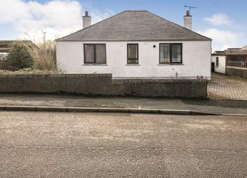 Thumbnail 3 bed semi-detached bungalow for sale in Nether Aden Road, Mintlaw, Peterhead