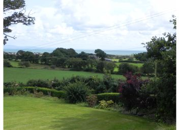 Thumbnail 5 bed detached house for sale in Abererch, Pwllheli