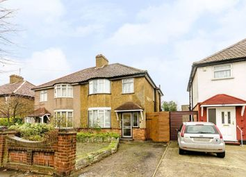 Thumbnail 4 bed semi-detached house to rent in Sutlej Road, London