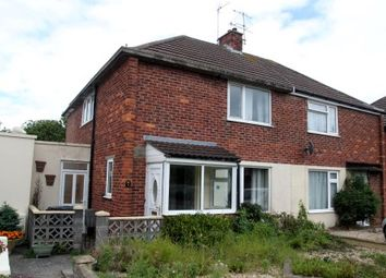 Thumbnail 2 bed semi-detached house for sale in Wedmore Close, Weston-Super-Mare