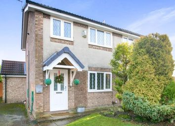 Thumbnail 3 bed semi-detached house for sale in Keepers Close, Knutsford, Cheshire