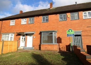 Thumbnail 3 bed terraced house for sale in Macdonald Crescent, Meir, Stoke-On-Trent