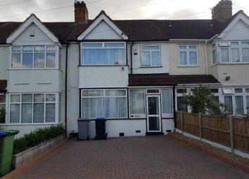 Thumbnail 4 bed terraced house to rent in Meadow Bank, Kingsbury