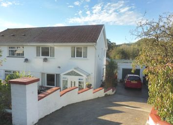 Thumbnail 3 bed semi-detached house for sale in Dulais Road, Seven Sisters, Neath