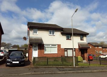 Thumbnail 3 bedroom semi-detached house for sale in Saughs Drive, Robroyston, Glasgow