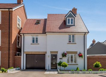 Thumbnail 4 bed detached house for sale in Newton Leys, Bonaire Grange, Milton Keynes