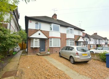 Thumbnail 3 bed semi-detached house to rent in Sherrock Gardens, Hendon, London