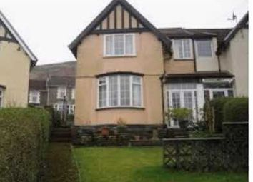 Thumbnail 4 bed semi-detached house for sale in Llyn Crescent, Ferndale