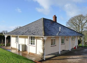 Thumbnail 2 bed detached bungalow for sale in Bradninch, Exeter