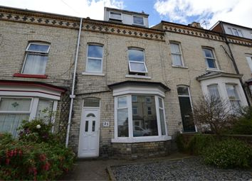 Thumbnail 4 bed terraced house for sale in Gladstone Street, Scarborough, North Yorkshire