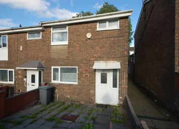 Thumbnail 3 bed end terrace house for sale in Westbury Gardens, Blackburn