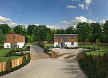 Thumbnail 3 bed detached house for sale in Partridge Lane, Newdigate, Dorking
