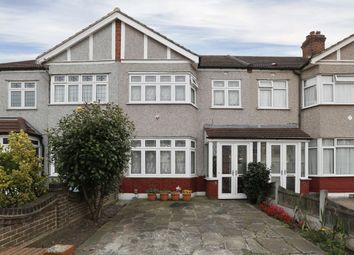 Thumbnail 4 bed terraced house for sale in Geneva Gardens, Chadwell Heath, Romford