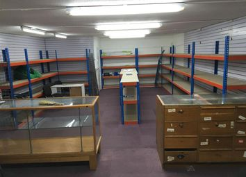 Thumbnail Commercial property to let in Rugby Street, Manchester