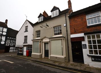 Thumbnail 3 bed cottage to rent in St. Marys Street, Market Drayton