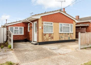 Thumbnail 2 bed detached bungalow for sale in Weel Road, Canvey Island