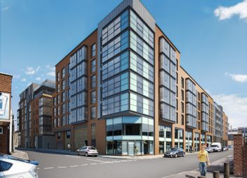 Thumbnail 1 bed flat for sale in Hodgson St, Sheffield