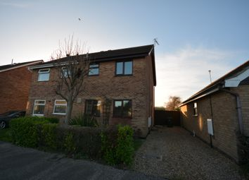 Thumbnail 3 bed semi-detached house to rent in Wheatacre Drive, Corton, Lowestoft