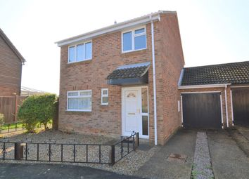Thumbnail 3 bed link-detached house for sale in Bailey Close, Haverhill