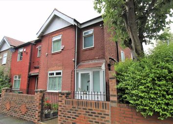 Thumbnail 3 bed end terrace house for sale in Bowler Street, Levenshulme, Manchester