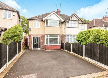 Thumbnail 3 bedroom semi-detached house for sale in Josiah Road, Northfield, Birmingham, West Midlands