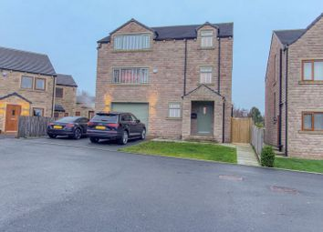 Thumbnail 4 bedroom detached house for sale in Acorn Croft, Fenay Bridge, Huddersfield