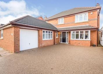 Thumbnail 4 bed detached house for sale in Kennington Park, Widnes, Cheshire, .