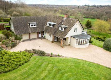 Thumbnail 5 bed detached house for sale in Garden Close Lane, Newbury, Berkshire