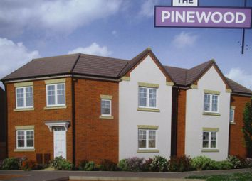 Thumbnail 3 bedroom end terrace house for sale in Plot 168 The Mill, Canton, Cardiff