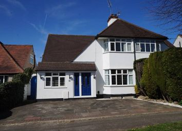 Thumbnail 4 bed semi-detached house to rent in West Avenue, Pinner