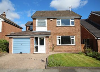 Thumbnail 4 bed detached house for sale in Cranbourne Road, Bamford, Rochdale