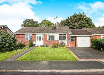 Thumbnail 2 bed bungalow for sale in Stonebank Drive, Little Neston, Neston