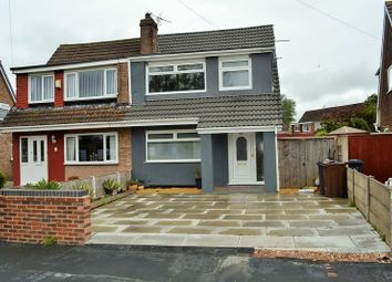 Thumbnail 3 bedroom semi-detached house for sale in Oriel Drive, Liverpool