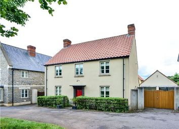 Thumbnail 4 bed detached house for sale in Bushy Combe, Midsomer Norton, Radstock