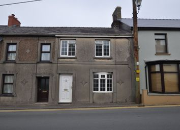3 bed terraced house for sale in Corvus Terrace, St. Clears, Carmarthen SA33