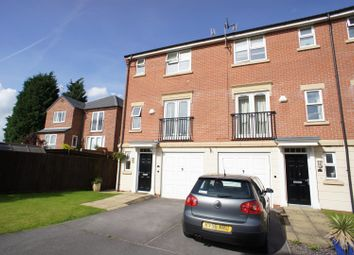 Thumbnail 3 bed town house to rent in Knights Road, Chellaston, Derby