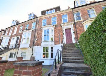 Thumbnail 2 bed flat for sale in Belle Vue Crescent, Ashbrooke, Sunderland