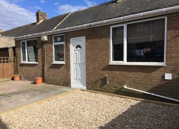 Thumbnail 2 bedroom bungalow to rent in Hastings Street, Cramlington