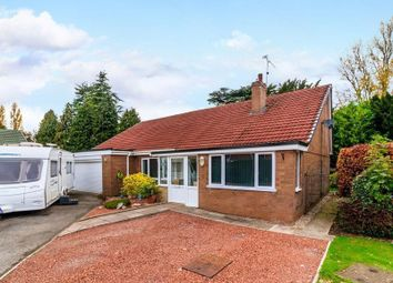 Thumbnail 4 bed detached bungalow for sale in Blake Close, Crewe