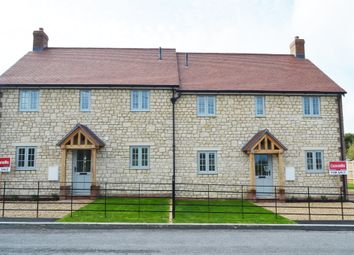 Thumbnail 3 bed semi-detached house for sale in Browns Lane, East Stour, Gillingham