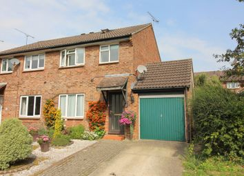 Thumbnail 3 bed semi-detached house for sale in Appledown Close, Alresford