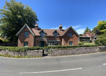 Compton, Chichester, West Sussex PO18. 4 bed detached house for sale