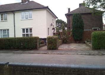 Thumbnail 2 bed semi-detached house to rent in Reigate Road, Bromley, Kent.