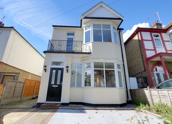 Thumbnail 3 bed detached house for sale in Park Lane, Southend-On-Sea