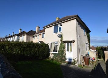 Thumbnail 3 bed semi-detached house for sale in Barne Road, Plymouth, Devon