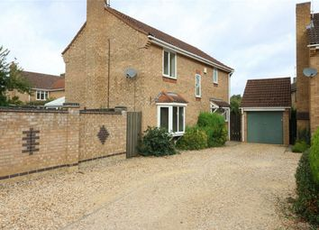 Thumbnail 4 bed detached house for sale in Althorpe Close, Market Deeping, Lincolnshire