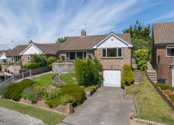 Thumbnail 3 bed detached bungalow for sale in Montacute Road, Lewes