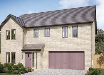 "Thumbnail 5 bed detached house for sale in ""The Cotham"" at Garden House Drive, Acomb, Hexham"